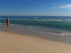 Beach and bikini