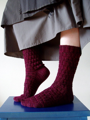 Gentleman's Fancy Sock