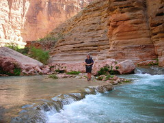 Havasu Creek Crossing