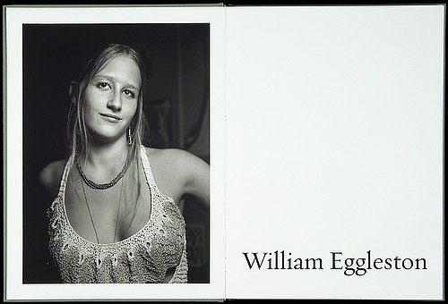 william eggleston portrait. William Eggleston#39;s 5x7