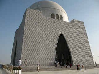 Mausoleum of Quaid-e-Azam (The Founder of Pakistan)