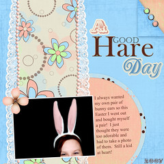 A Good Hare Day!