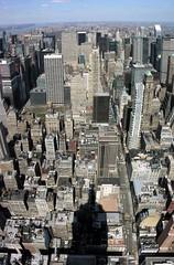 Shadow (O Caritas) Tags: nyc newyorkcity autostitch panorama newyork ingrid composite april empirestatebuilding newyorknewyork 2007 thebigapple nikoncoolpix8800 withingrid 2007bypatricktpowerallrightsreserved