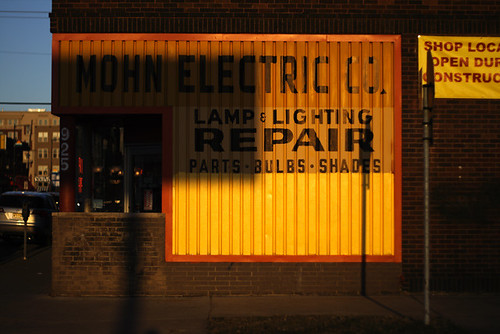 MOHN ELECTRIC CO 1103