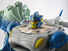 Beast Wars Depthcharge (close-up)