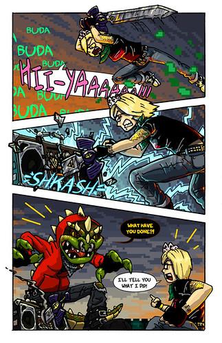 Hardcoreasaurus - Page 8
