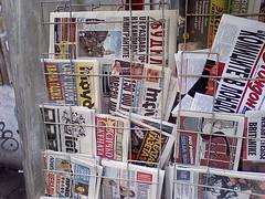 BG newspapers (Svet Queen of Rock) Tags: london bulgarian