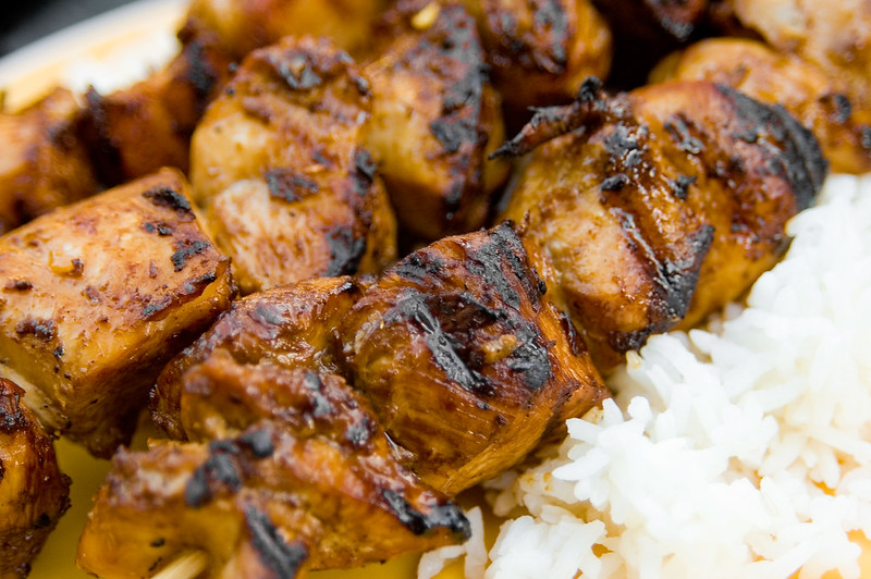 Filipino Chicken BBQ