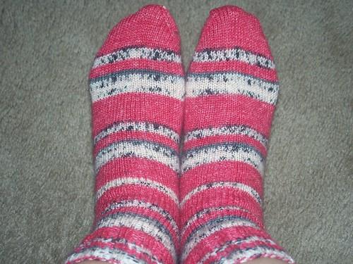 Opal Ladybug Socks