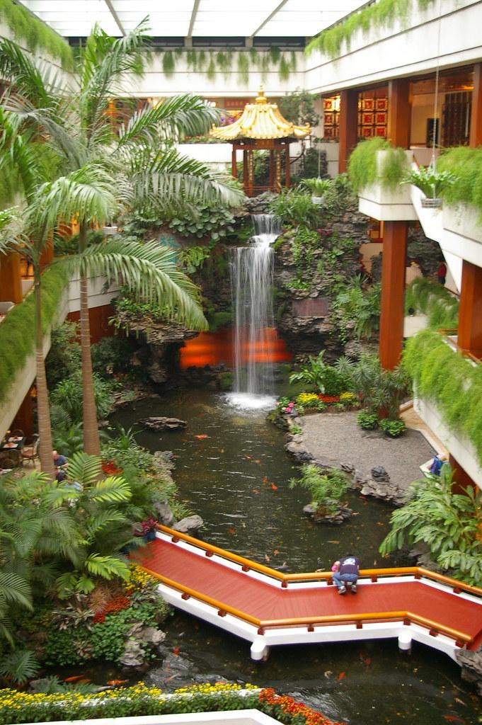 White Swan Hotel Atrium