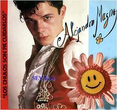 Alejandro Sanz ... digo.. Magno 02