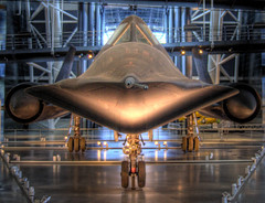 SR-71A Blackbird (Revo_1599) Tags: black plane smithsonian military fast blackbird airandspace sr71a interestingness108 i500 explore070608
