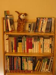 我的書架 :D