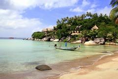 Sairee beach - by Shark Attacks