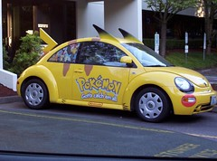 Nintendo Pikachu Beetle 2