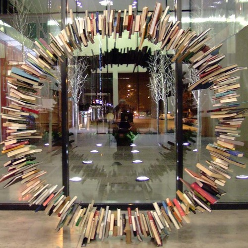Book Sculpture - SQC by Gwen's River City Images, on Flickr