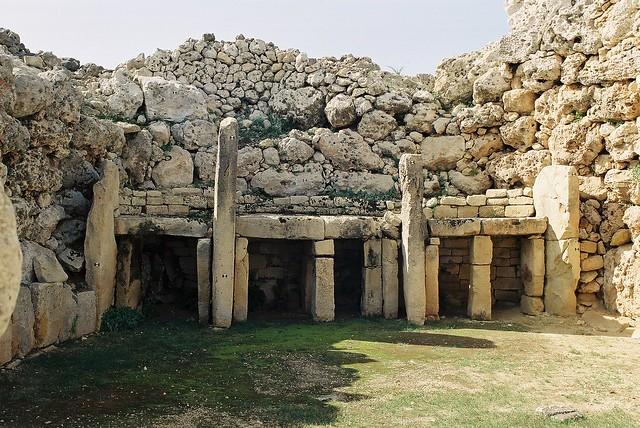 Ggantija Temples