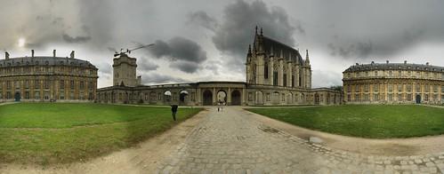 Château de Vincennes. Photo: Panoramas