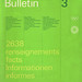 1972 Munich Olympics: Bulletin 3 by Joe Kral
