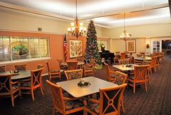 20161214  Dining Area (lasertrimman) Tags: 20161214 wooddale village retirement community wooddalevillageretirementcommunity suncity az dining area diningarea ruth
