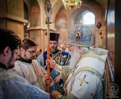 Литургия в Софийском соборе 570