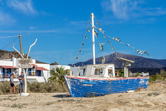 IMG_7550.jpg (Dominik Wittig) Tags: september2016 holidays meer naxos kykladen plaka strand urlaub sea boot beach greece 2016 griechenland september cyclades