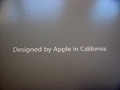 Designed by Apple