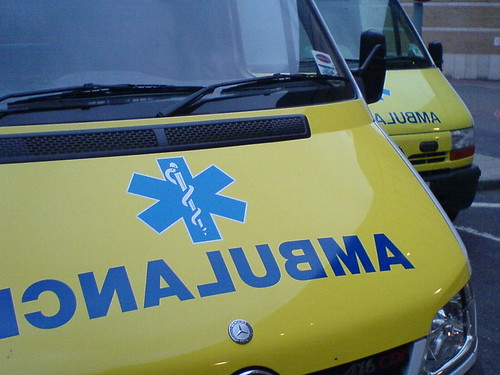 Ambulance from gwire on flickr