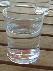 El vaso de Agua 2