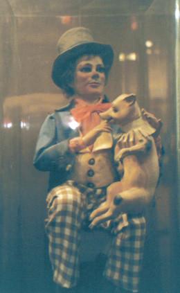 Automaton & Pig