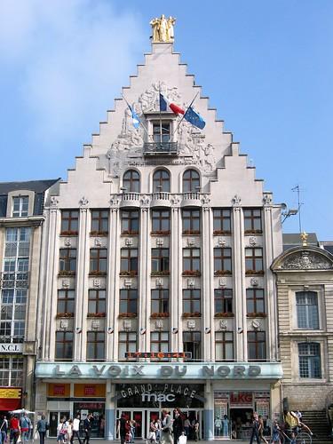 La Voix du Nord, Lille