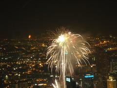 Bukit Bintang's Fireworks (Xiao Niao @ SK) Tags: malaysia bukit bintang fireworks