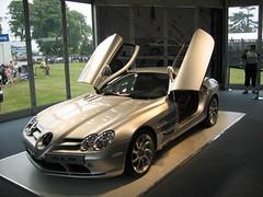 2004 Mercedes-Benz SLR McLaren (Simon Greig Photo) Tags: goodwood festival speed 2005 mercedesbenz slr mclaren geotagged geo:lat=50869624 geo:lon=0734282 car show vehicle topv topv111 i500 groopy topv333 topv555 topv777 topv999 topv1111 topv2222 topv3333 topv4444 topv5555 interestingness233 explore31aug2005