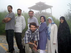 Our Gang (Hamed Saber) Tags: geotagged persian picnic village iran persia saber gathering iranian  groupshot hamed farsi            flickr:user=hamedsaber