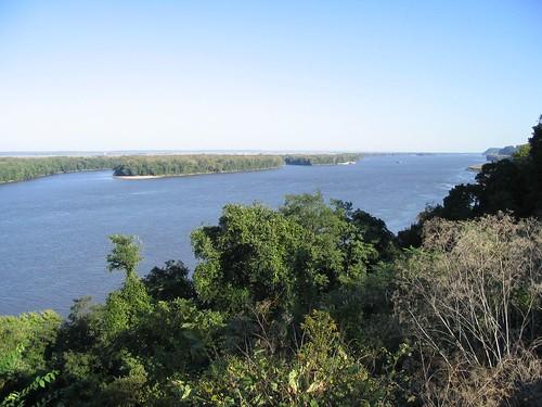 Huckleberry Finn Mississippi River Map. The grand Mississippi River.