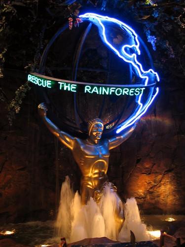 Rescue The Rainforest
