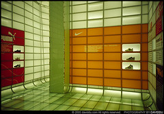 CT-003_018 (daviddu*) Tags: china fashion shop design office friend shanghai interior taiwan nike taichung puma