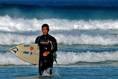 Surferboy (tarotastic) Tags: portrait england wow cornwall surf waves surfer jiro sennen