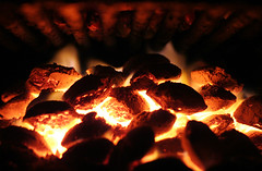 BBQ Inferno by Frederic Poirot