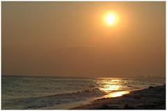 Sunset at Sandestin (Mike Johnston) Tags: sandestin destin beach sunset water ocean nikond70 florida