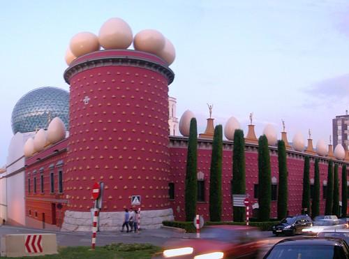 Una visita a la ciudad de Figueres
