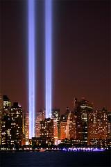 September 11 Lights (cweed) Tags: wtc world trade center september 11 sept sep 911 9