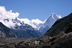 Provia100-22 (Kelly Cheng) Tags: pakistan mountain baltoro provia trekday5khubursetourdukas gasherbrum4