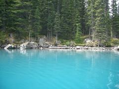 Moraine Lake - the brightest part (Lemma Cat) Tags: canadianrockies morainelake