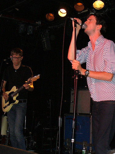 09-14 CMJ The Rakes @ Sine-e