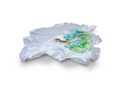 Recycle Paper... (Curlylocks) Tags: recyclepaper recycle paper environment awareness publicinterest advertising 4300
