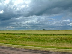 South Dakota (eldan) Tags: pblog 2005roadtrip southdakota landscape usa travel skyscape