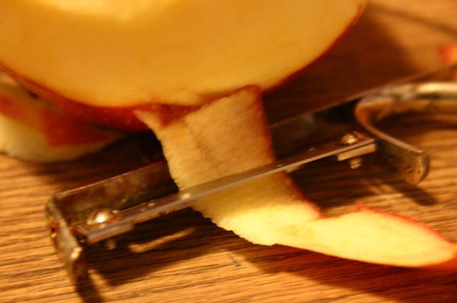 The making of apple pie, part I