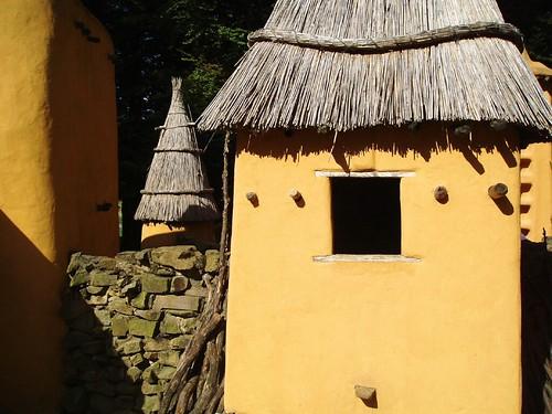 An African abode