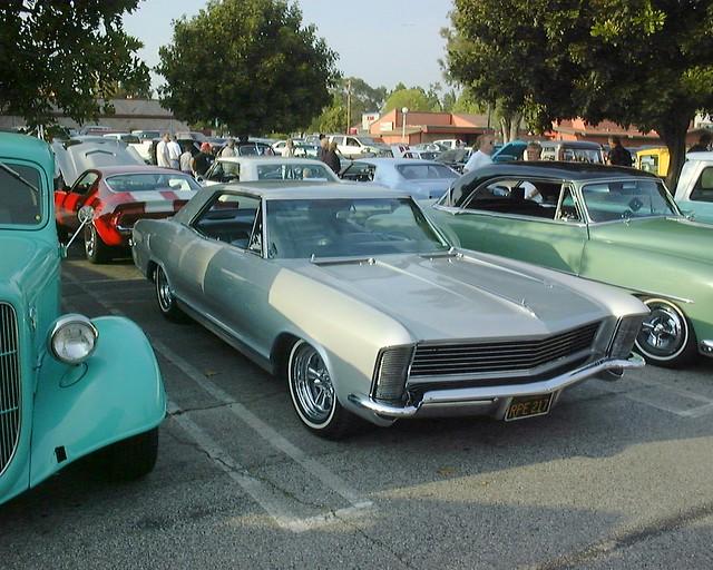 car automobile carshow buickriviera buick riviera 1965 classic antique classiccar